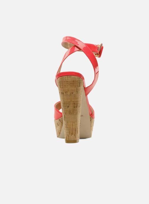 Sandales et nu-pieds Pour La Victoire Nasha Rose vue droite