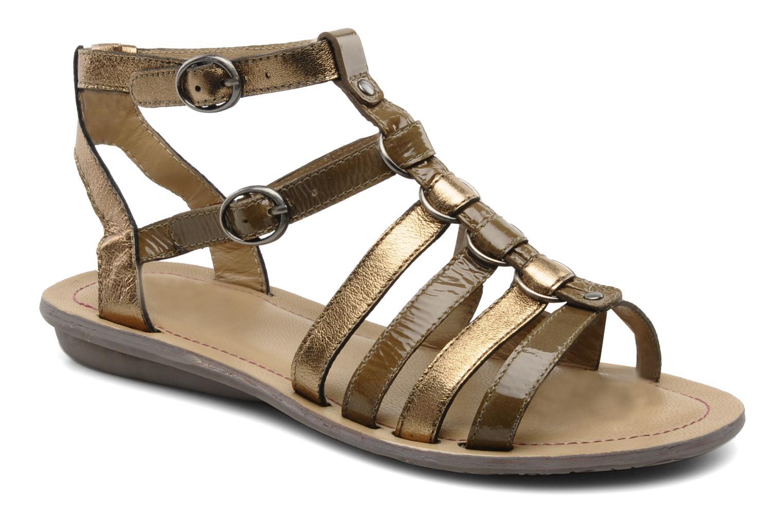 cheaper d783a 58288 Bocage Krilao (Marrone) - Sandali e scarpe aperte chez ...