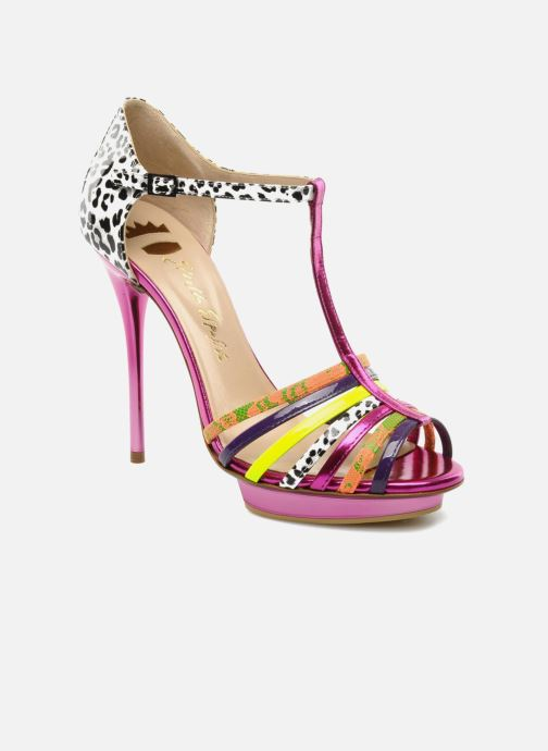 Sandals Ernesto Esposito Edme Multicolor detailed view/ Pair view