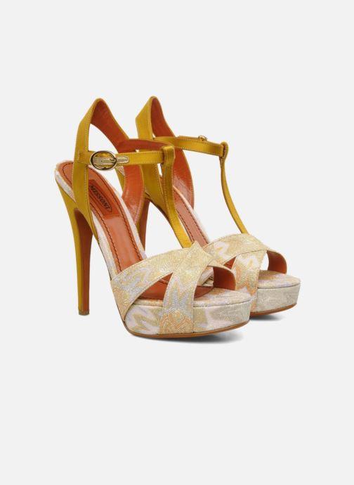 Sandales et nu-pieds Missoni Mabelle Multicolore vue 3/4