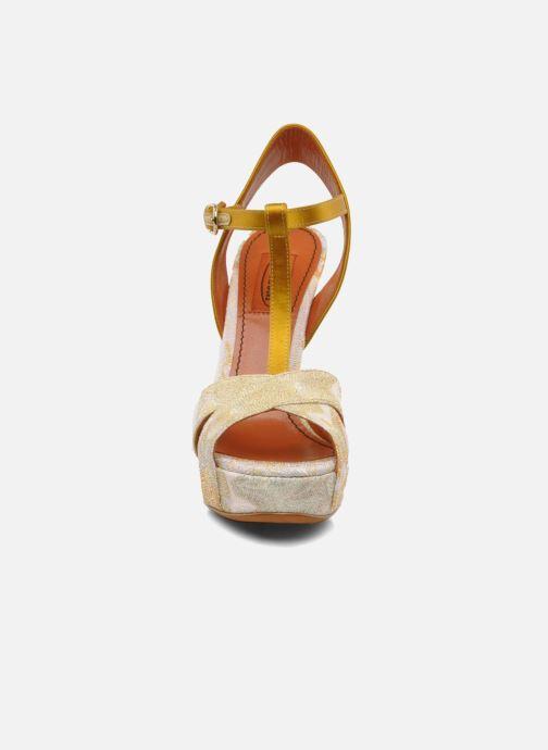 Sandalias Missoni Mabelle Multicolor vista del modelo