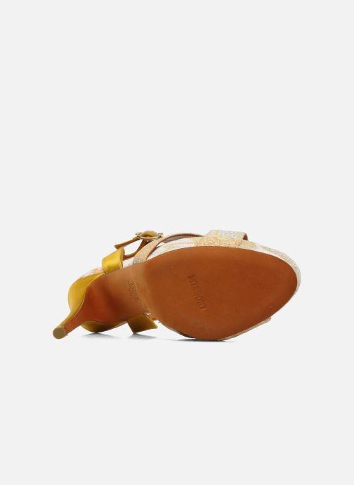 Sandalen Missoni Mabelle Multicolor boven