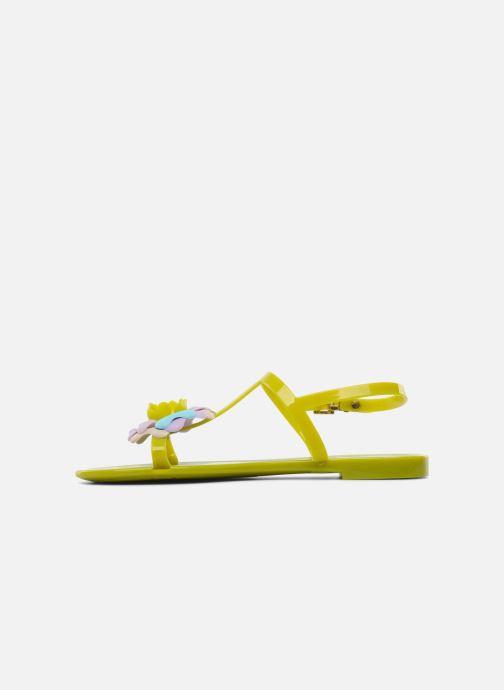 Sandaler Missoni Melise Grøn se forfra