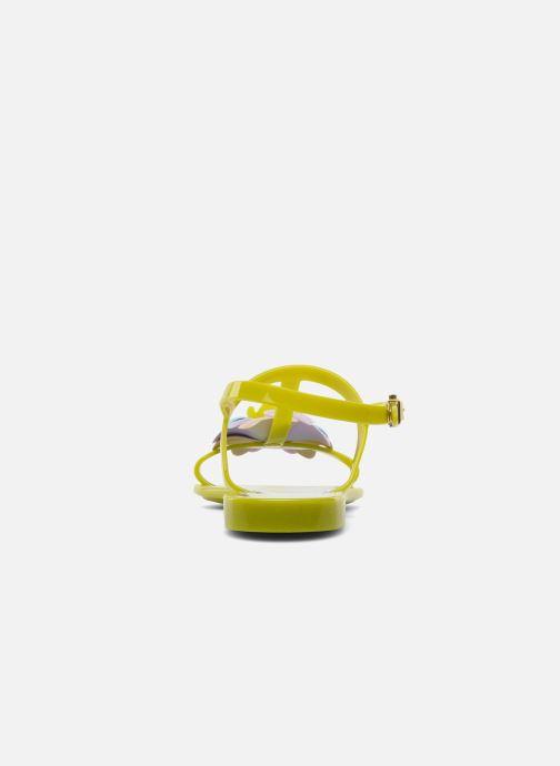 Sandales et nu-pieds Missoni Melise Vert vue droite