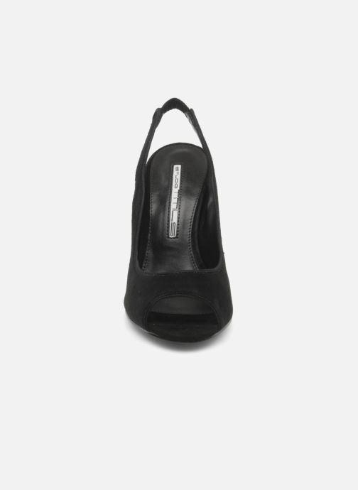 Escarpins Studio TMLS Malaysia Noir vue portées chaussures