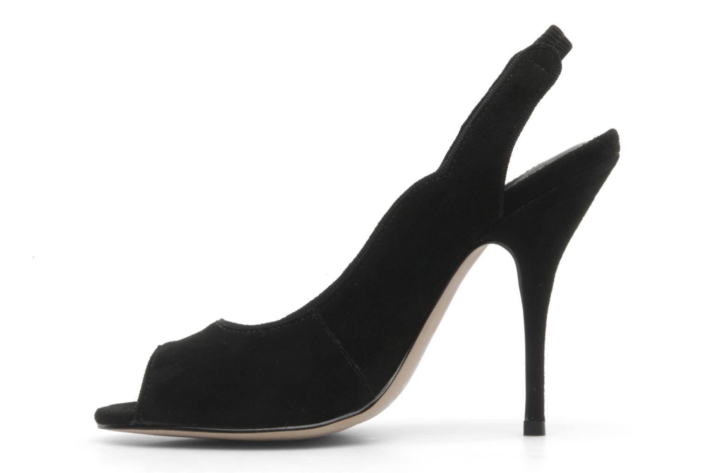 High heels Studio TMLS Malaysia Black front view