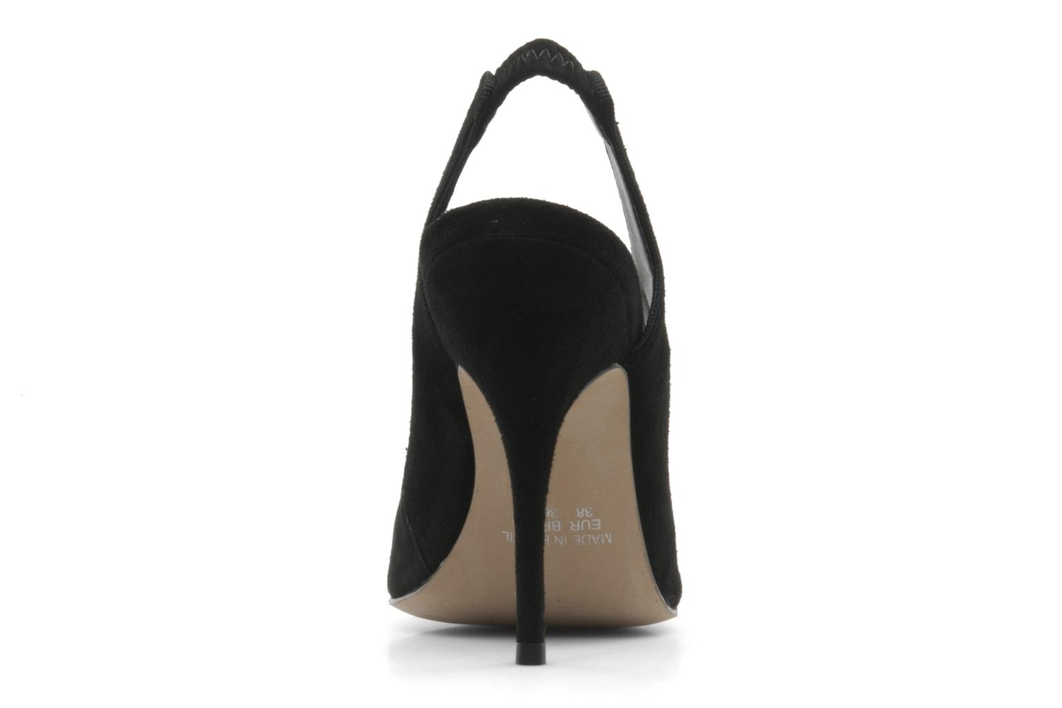 High heels Studio TMLS Malaysia Black view from the right