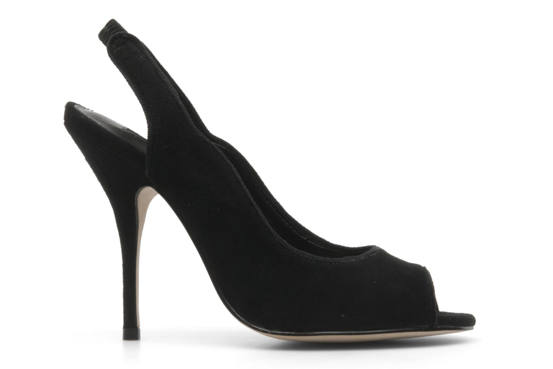High heels Studio TMLS Malaysia Black back view