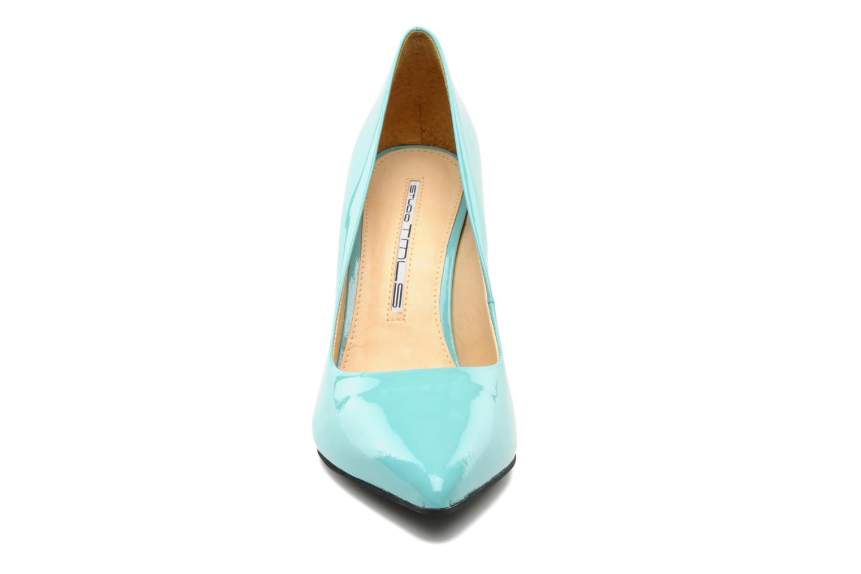 Escarpins Studio TMLS Malpensa Bleu vue portées chaussures