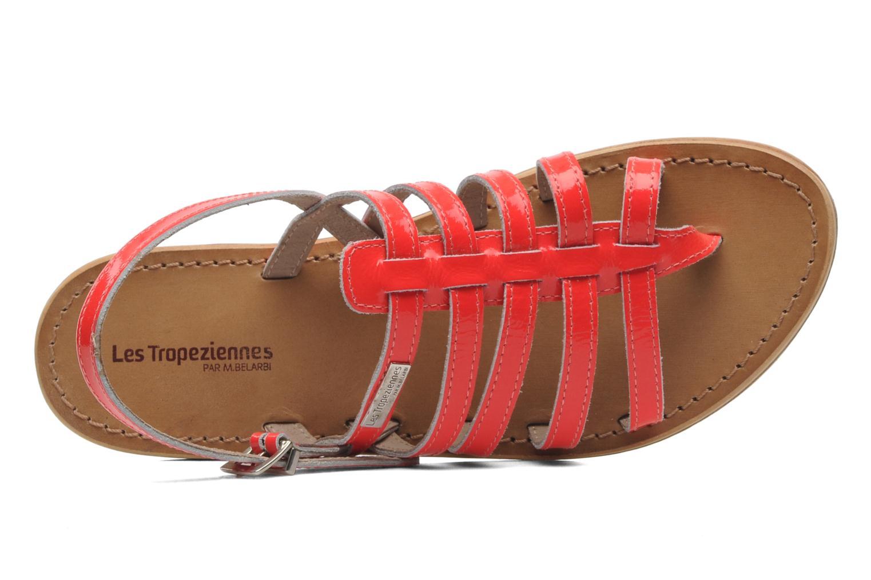 Sandales et nu-pieds Les Tropéziennes par M Belarbi Herflash Rose vue gauche