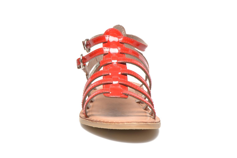 Sandaler Les Tropéziennes par M Belarbi Hic E Rød se skoene på