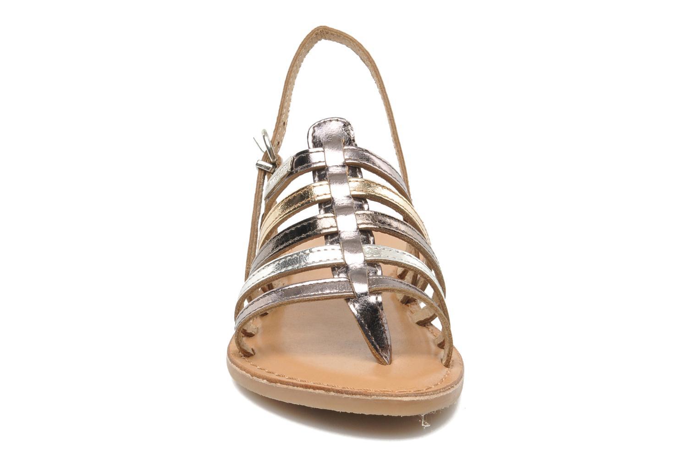 Sandaler Les Tropéziennes par M Belarbi Herisson E Silver bild av skorna på