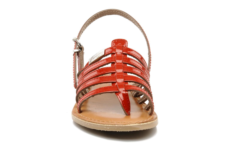 Sandaler Les Tropéziennes par M Belarbi Herisson E Röd bild av skorna på