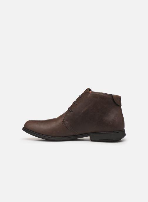 Chaussures à lacets Camper 1913 36587 Marron vue face