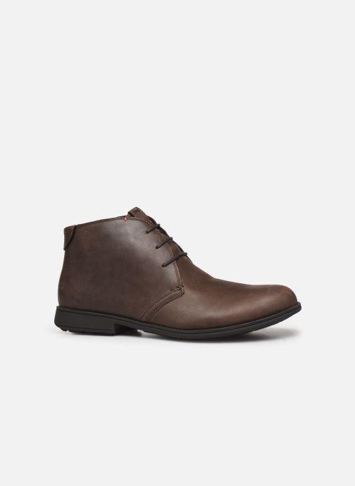 Chaussures à lacets Camper 1913 36587 Marron vue derrière