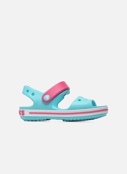 Sandalias Crocs Crocband Sandal Kids Azul vistra trasera