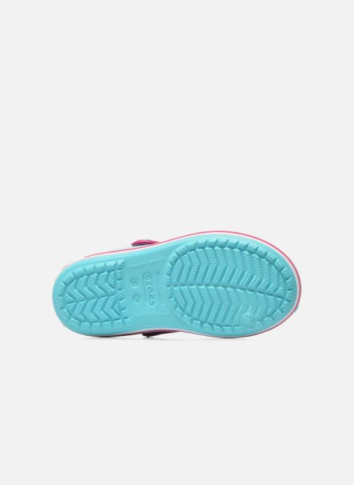 Sandalias Crocs Crocband Sandal Kids Azul vista de arriba