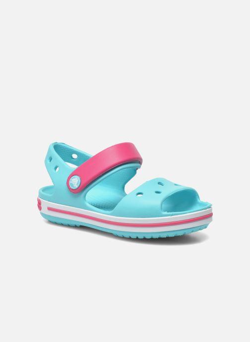 Sandalen Crocs Crocband Sandal Kids Blauw detail