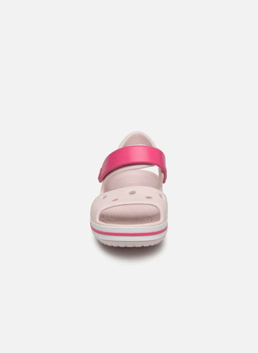 Sandalen Crocs Crocband Sandal Kids Roze model