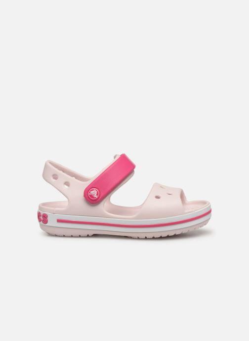 Sandalen Crocs Crocband Sandal Kids Roze achterkant