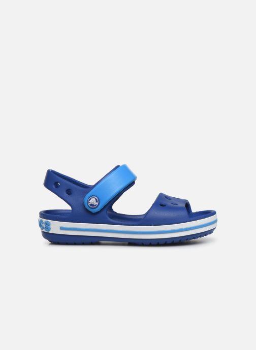 Sandalen Crocs Crocband Sandal Kids Blauw achterkant