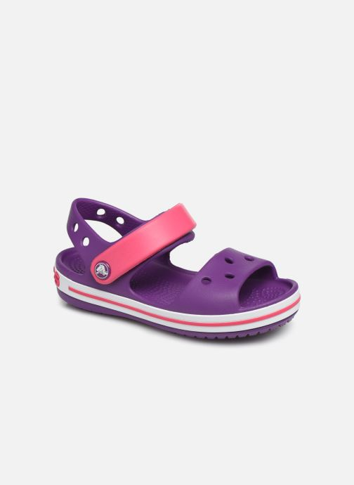 Sandalen Crocs Crocband Sandal Kids Paars detail