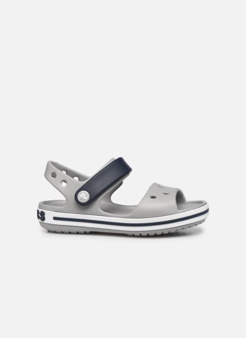 Sandali e scarpe aperte Crocs Crocband Sandal Kids Grigio immagine posteriore
