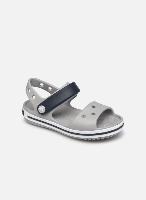 Sandalen Crocs Crocband Sandal Kids Grijs detail
