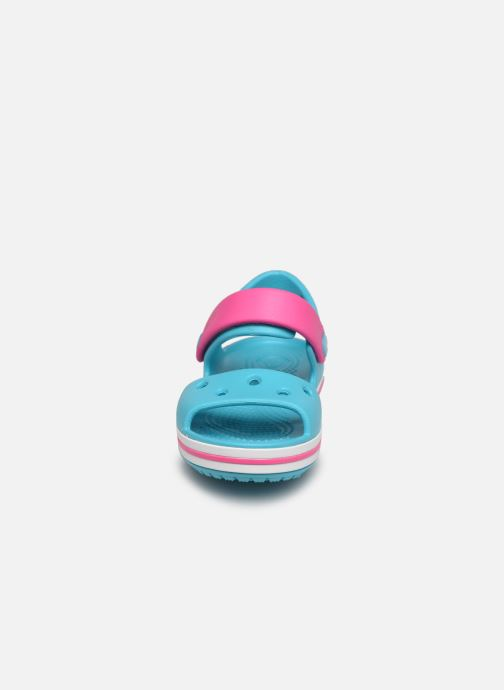 Sandalen Crocs Crocband Sandal Kids Blauw model