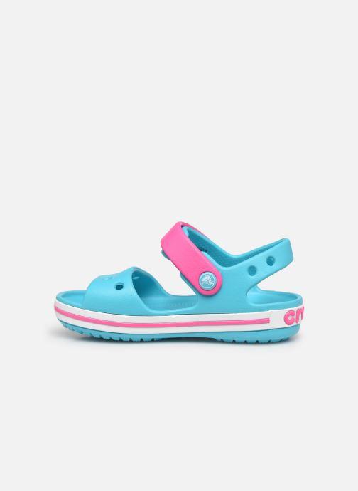 Sandalen Crocs Crocband Sandal Kids Blauw voorkant