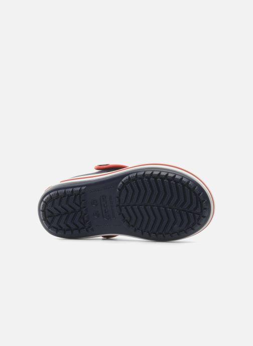Sandali e scarpe aperte Crocs Crocband Sandal Kids Azzurro immagine dall'alto