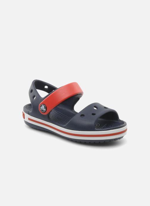 Sandalen Crocs Crocband Sandal Kids blau detaillierte ansicht/modell