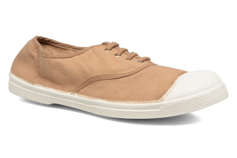 Bensimon Tennis Lacets (Beige) - Baskets en Más cómodo Chaussures casual sauvages