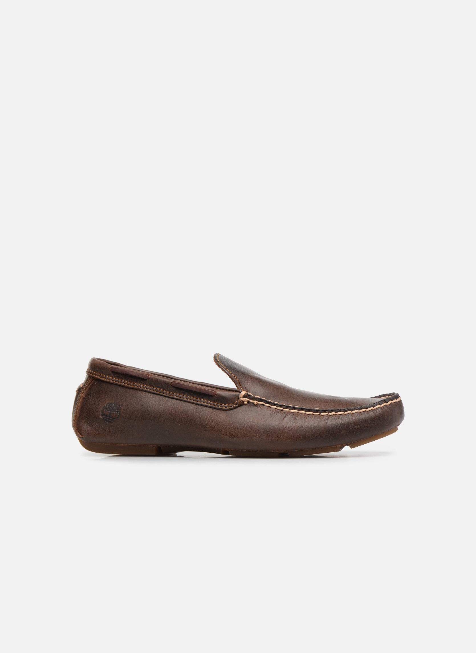 Loafers Timberland Heritage Driver Venetian Brown back view