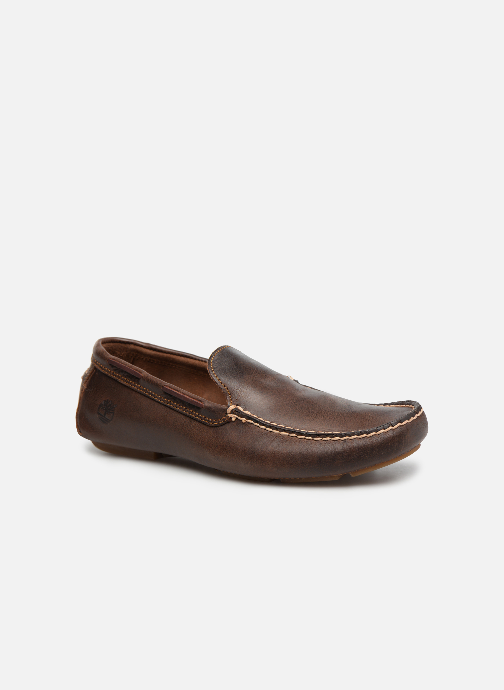 Loafers Timberland Heritage Driver Venetian Brown detailed view/ Pair view