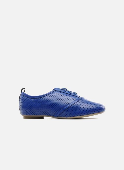 Chaussures à lacets Mellow Yellow Lilas Bleu vue derrière