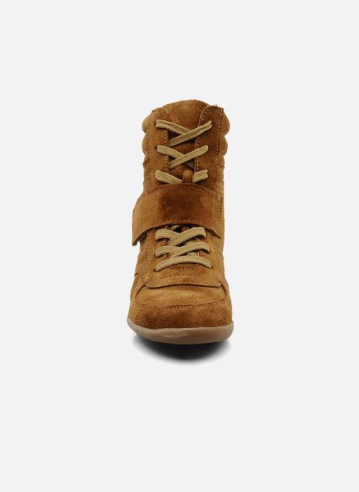 Bottines et boots Addict-Initial Alida Marron vue portées chaussures