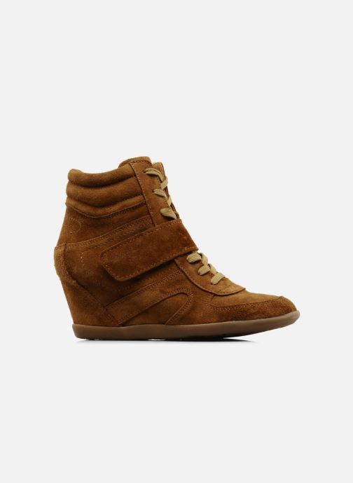 Ankle boots Addict-Initial Alida Brown back view