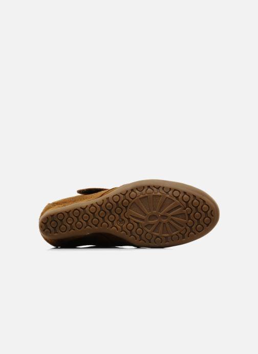 Bottines et boots Addict-Initial Alida Marron vue haut