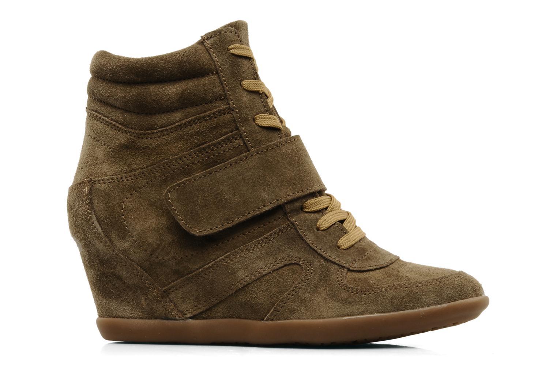 Bottines et boots Addict-Initial Alida Marron vue derrière
