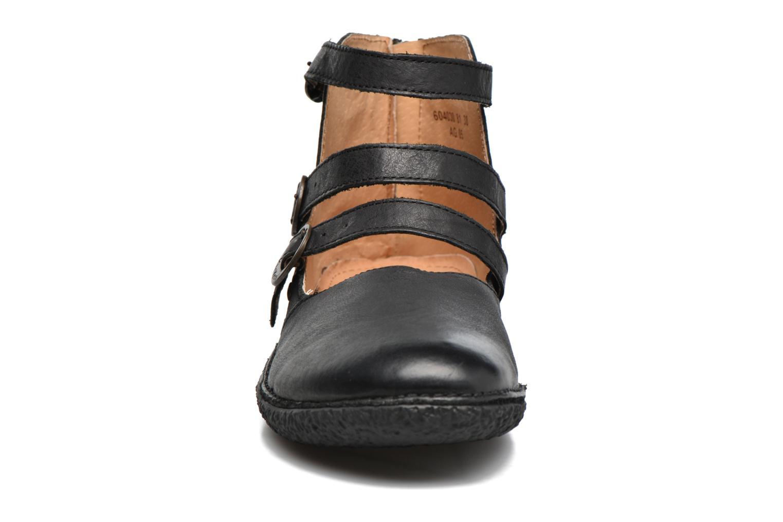 Ballerinas Kickers HONORINE schwarz schuhe getragen