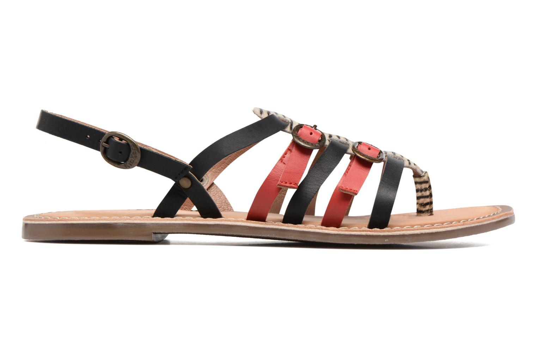 Sandalen Kickers Dixmille Zwart achterkant