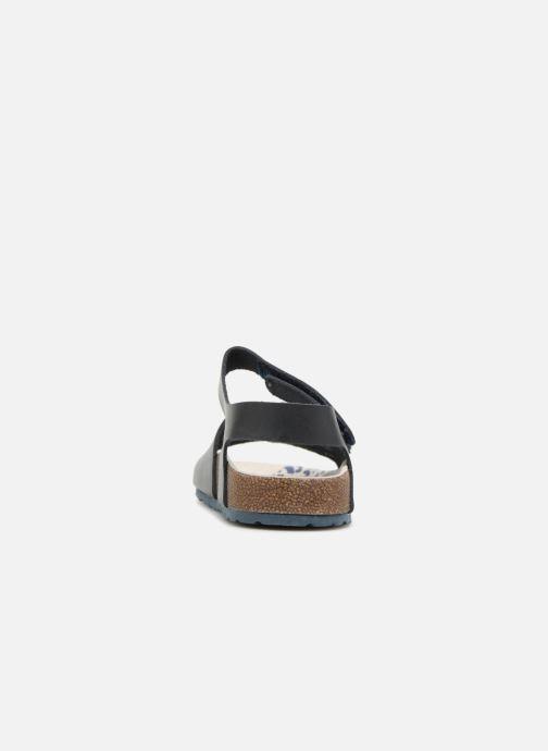 Sandales et nu-pieds Kickers MAGINATION Bleu vue droite