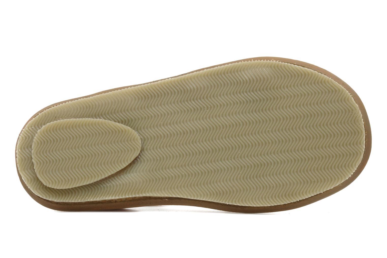 Sandales et nu-pieds Kickers LIOUKA Rouge vue haut