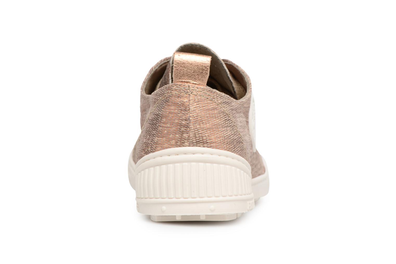 Sneakers Pataugas Rock/M W Goud en brons rechts