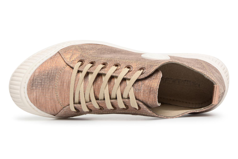 Sneakers Pataugas Rock/M W Goud en brons links