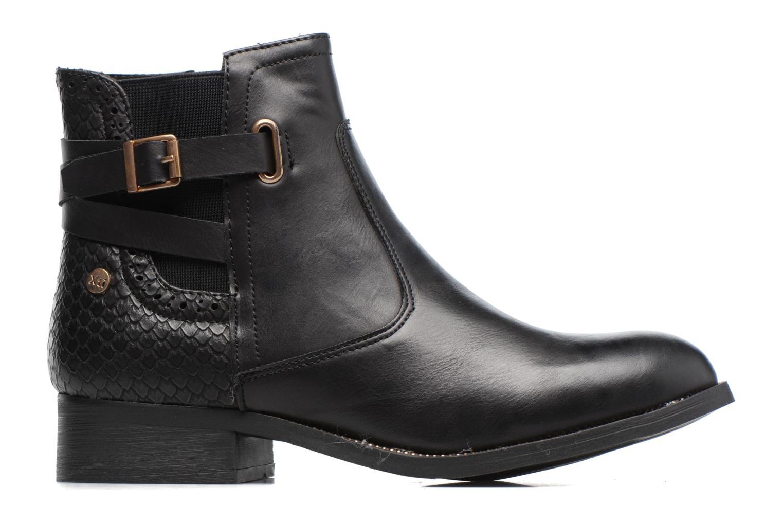 Bottines et boots Xti Give Noir vue derrière