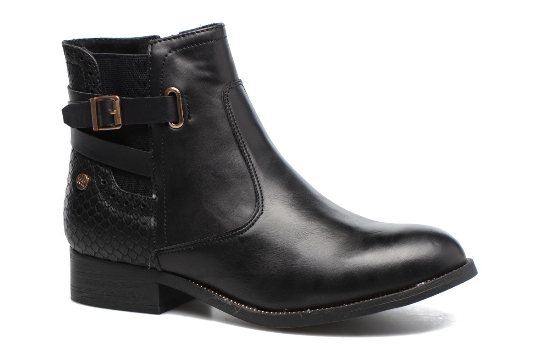Bottines et boots Xti Give Noir vue détail/paire