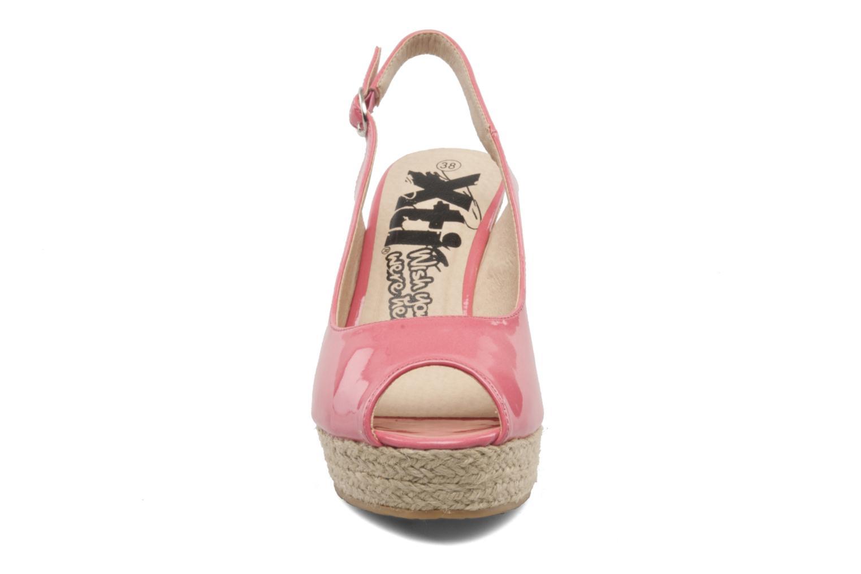 Sandals Xti Mulaba Pink model view