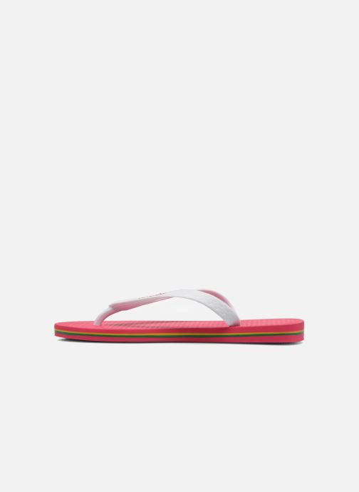 Slippers Ipanema Classica Brasil II f Roze voorkant
